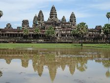 Angkor Wat. Click to enlarge